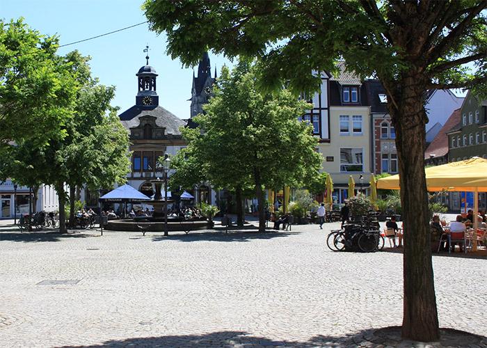 Marktplatz Peine