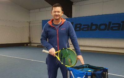Tenniscoach Sascha Nensel im Interview