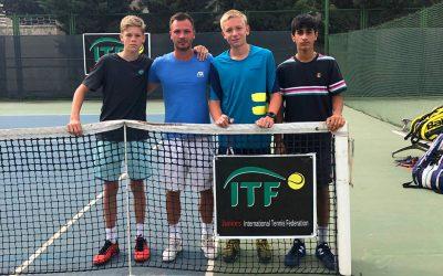 Erfreulicher Auftakt beim ITF-Turnier in Baku