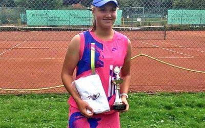 Vanessa Epp gewinnt die Jugend-Regionsmeisterschaften
