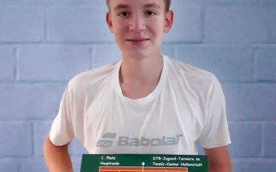 Next Tournament Win for Dominic Ducariu