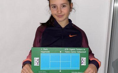 Tournament Win for Mariella & Dominic